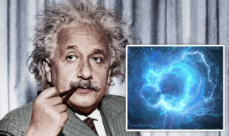 """Einstein's theory """"will need to be rethought"""" after the strange discovery of gravity: """"Not science fiction"""" 