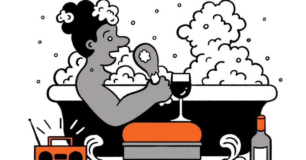 Enjoy Holidays Alone - The New York Times