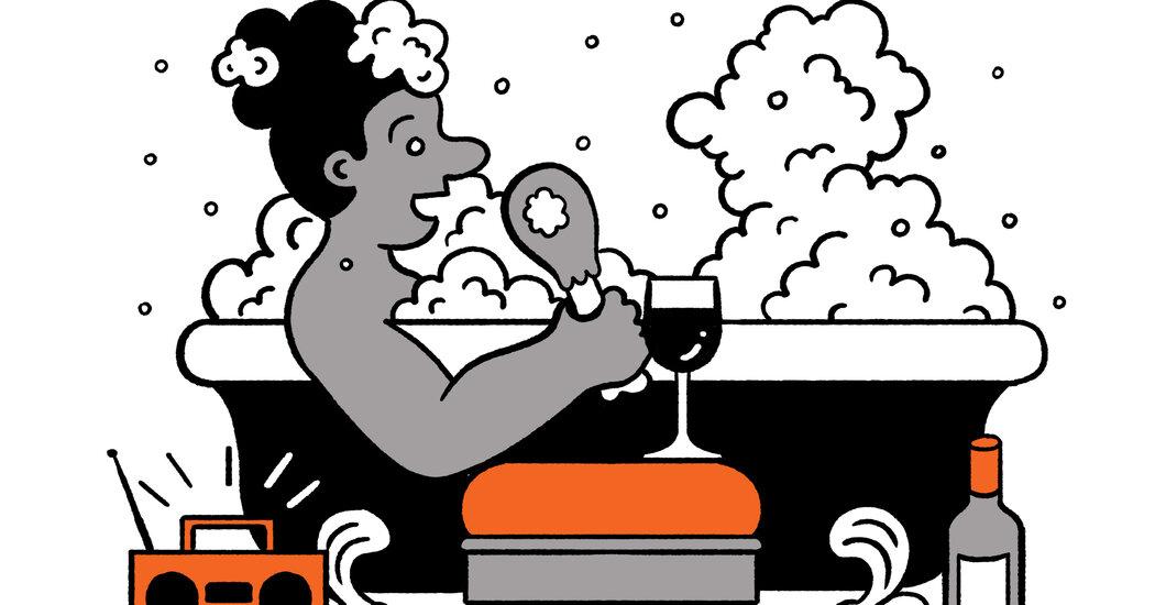 Enjoy Holidays Alone – The New York Times