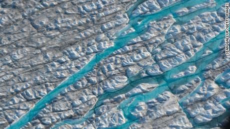 The study shows that the Greenland ice sheet is thawing the fastest at any time in the past 12,000 years