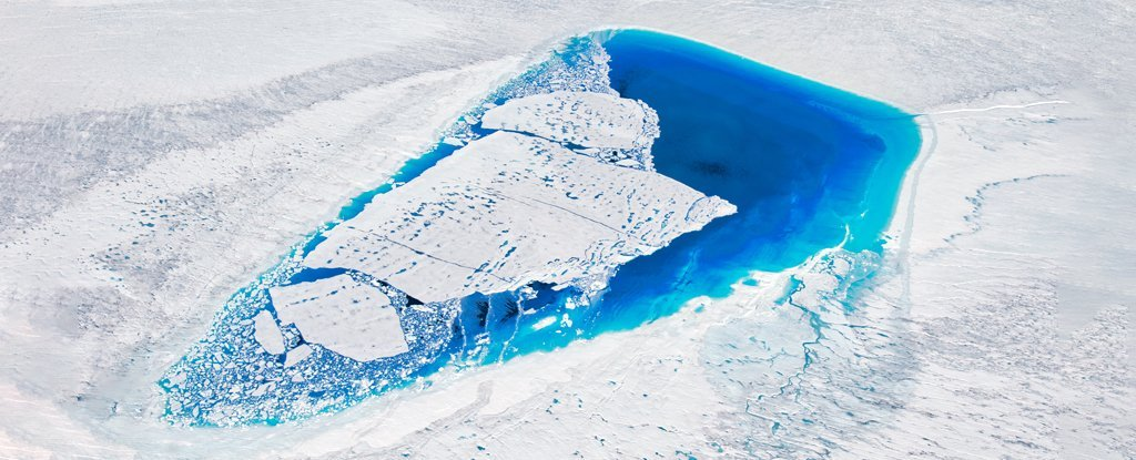 Greenland is dissolving, and a new paradigm suggests that we have greatly underestimated its impact