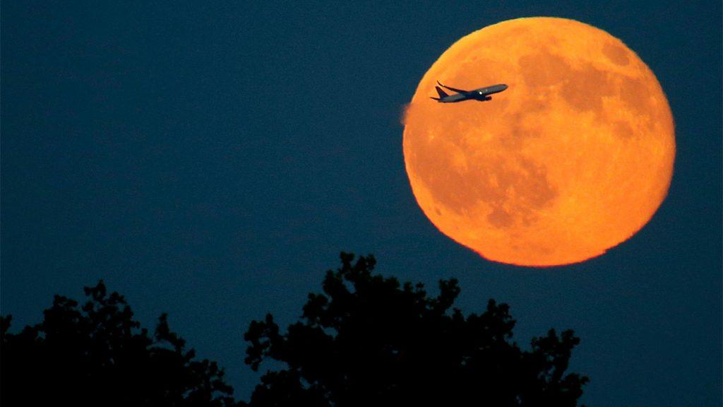 Halloween 2020 Full Moon: A rare blue moon lights up the sky