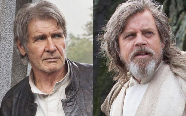 Harrison Ford and Mark Hamill want to return for the Star Wars franchise