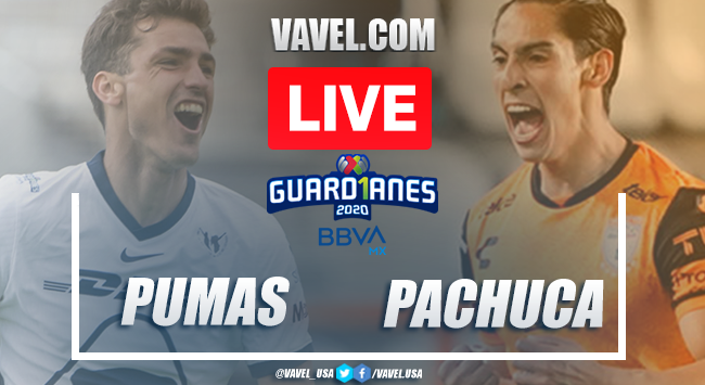 Highlights: Pumas 0-0 Pachuca Liga MX 2020 |  11/29/2020