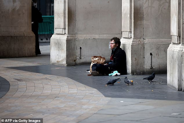 Homeless people in London will be offered a two-week stay at the hotel over Christmas
