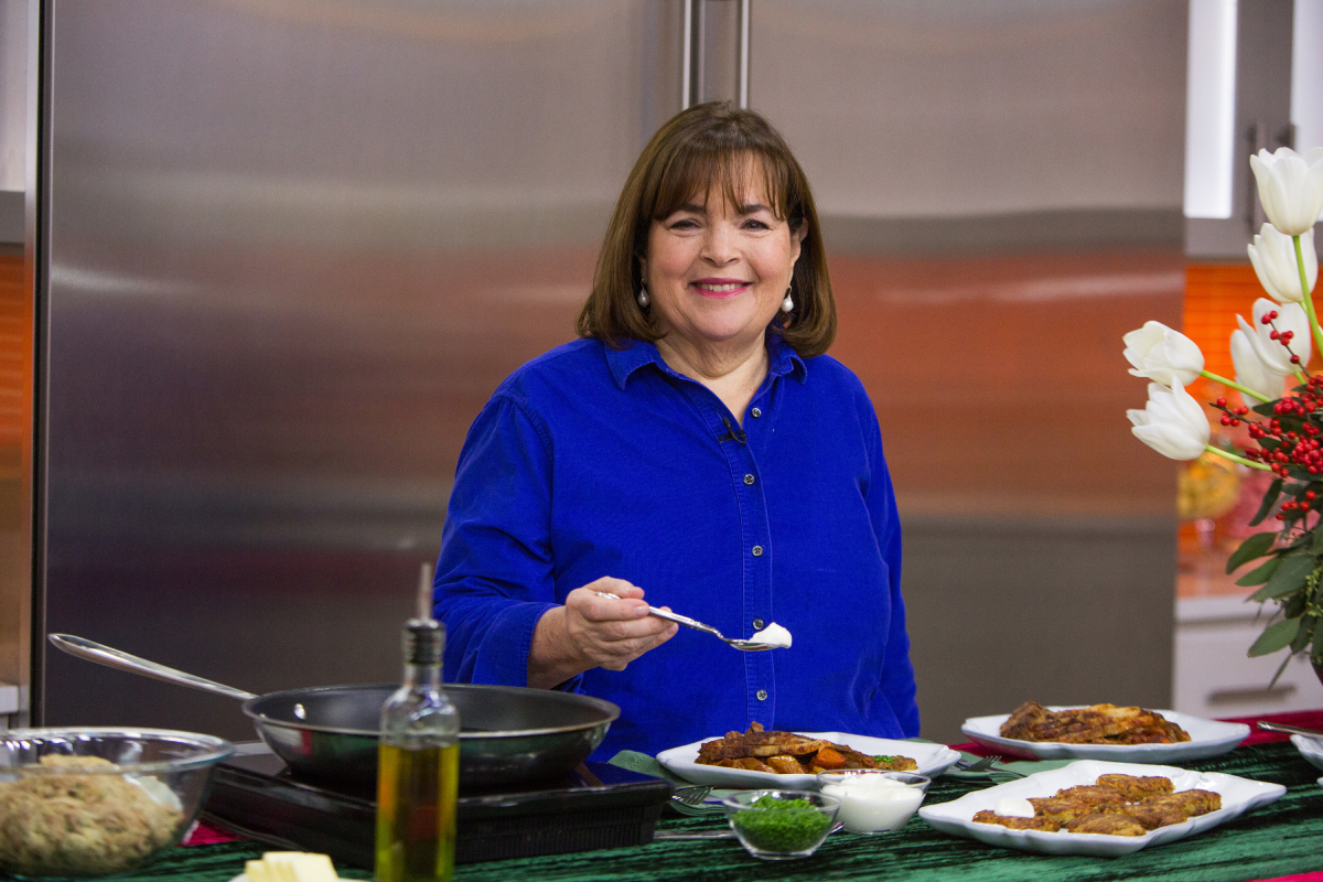 """Ina Garten is planning a """"different"""" Thanksgiving holiday for 2020 – using recipes anyone can make"""
