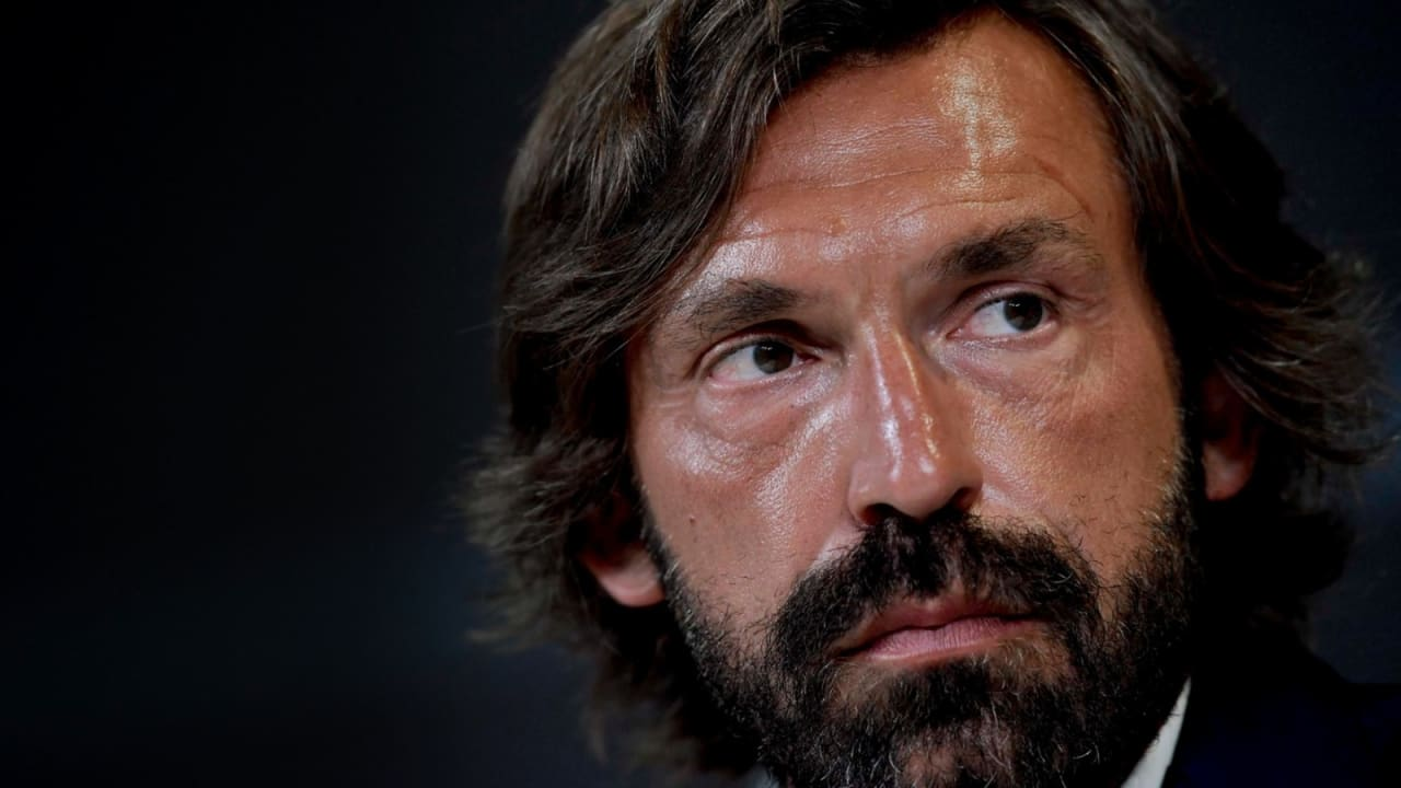 Juventus coach Andrea Pirlo criticizes Arthur's vision after narrowly winning