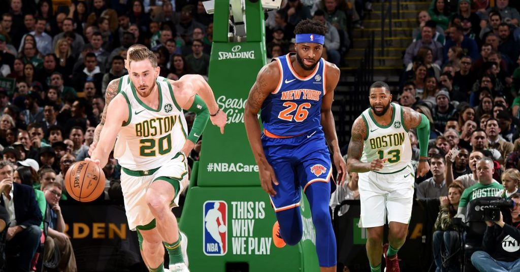 Knicks traded future footage, and expressed interest in Gordon Hayward