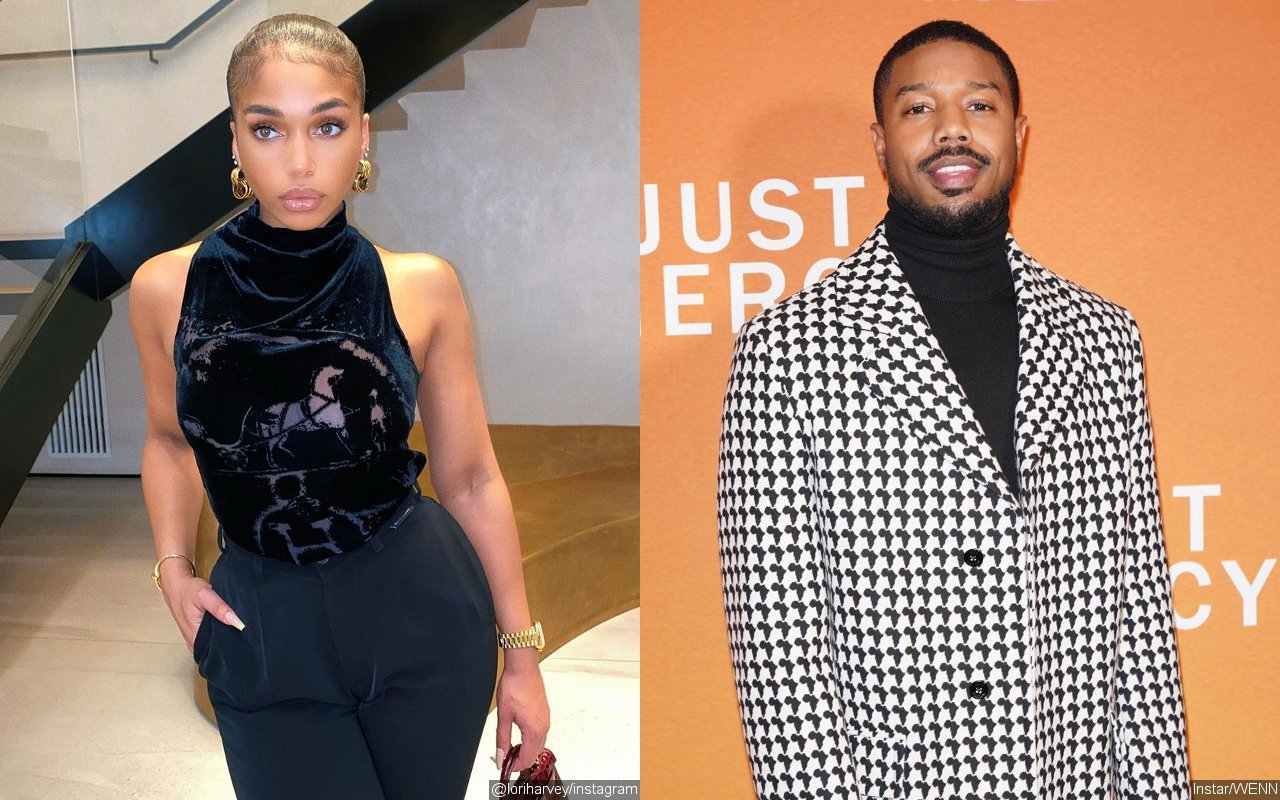 Laurie Harvey and Michael B. Jordan Spark are dating rumors after traveling together