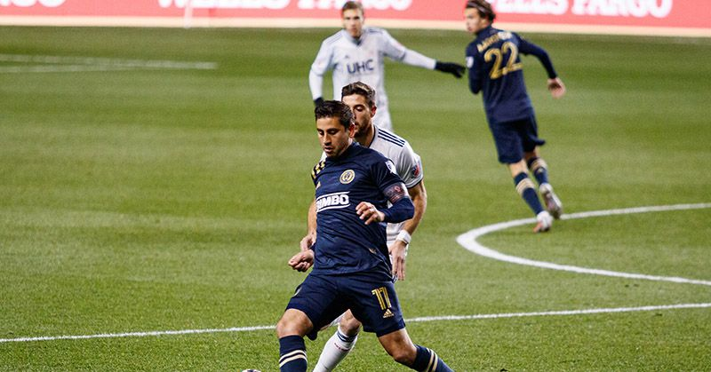 MLS Playoffs Game Thread: Philadelphia Union 0 vs New England Revolution 2 Final