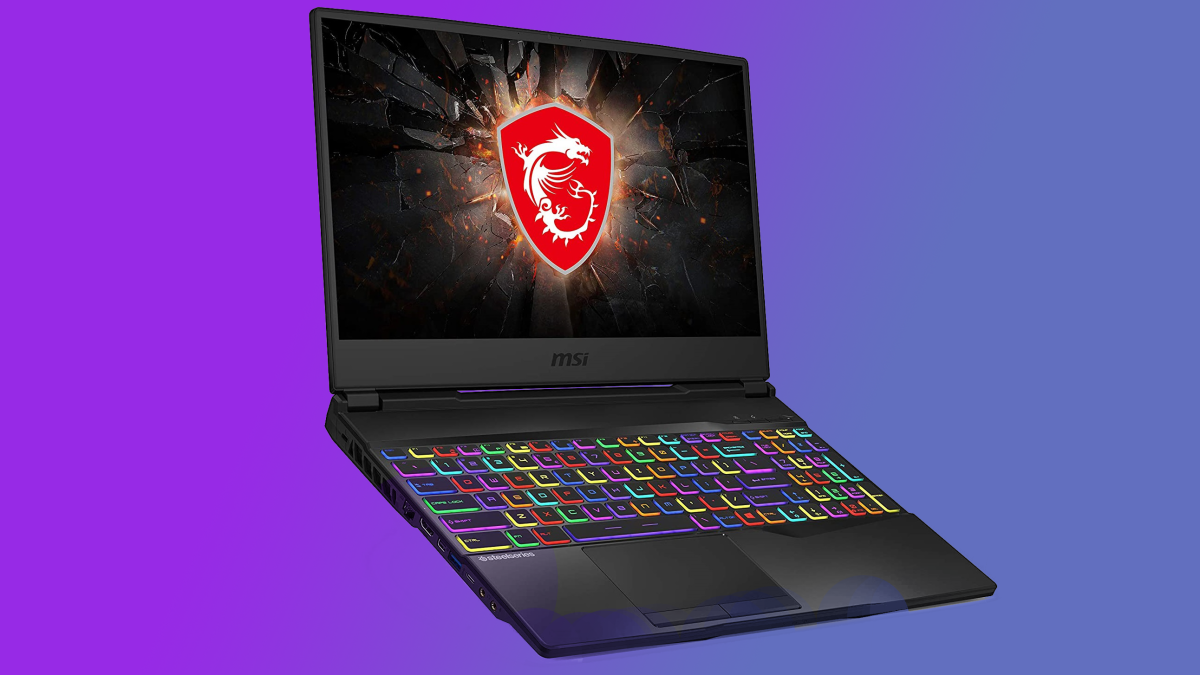 MSI's GL65 laptop offers the RTX 2070 games for $ 1,099