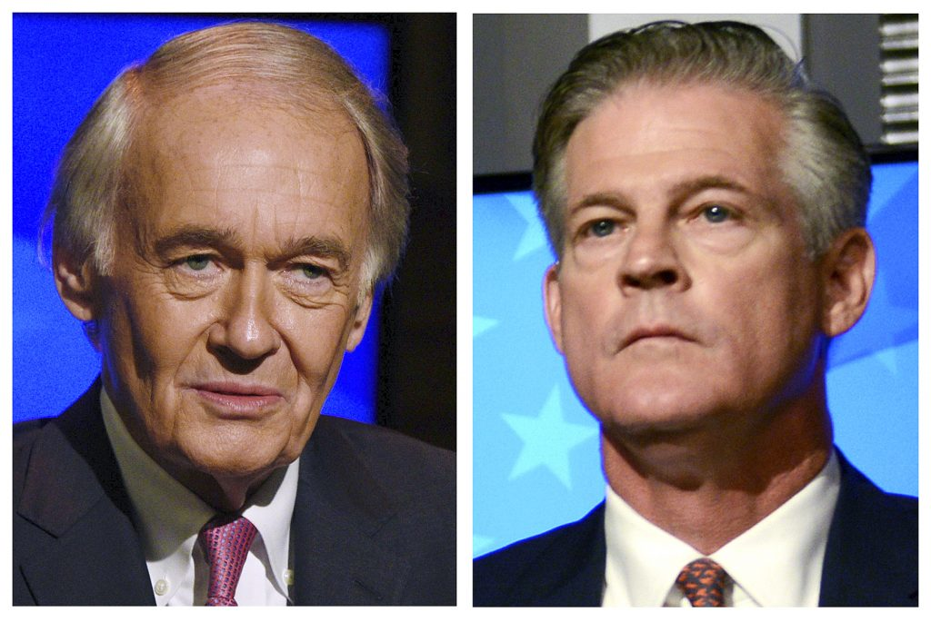 Massachusetts voters to decide the ballot questions, the Senate race