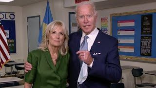 Meet Joe Biden's wife and the 2020 First Lady of America candidate