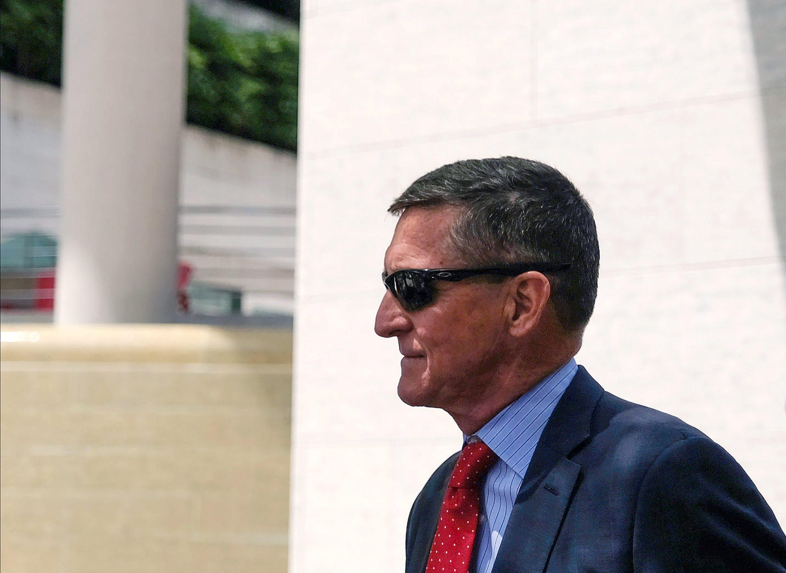Michael Flynn: Trump's pardon disgraced his former aide