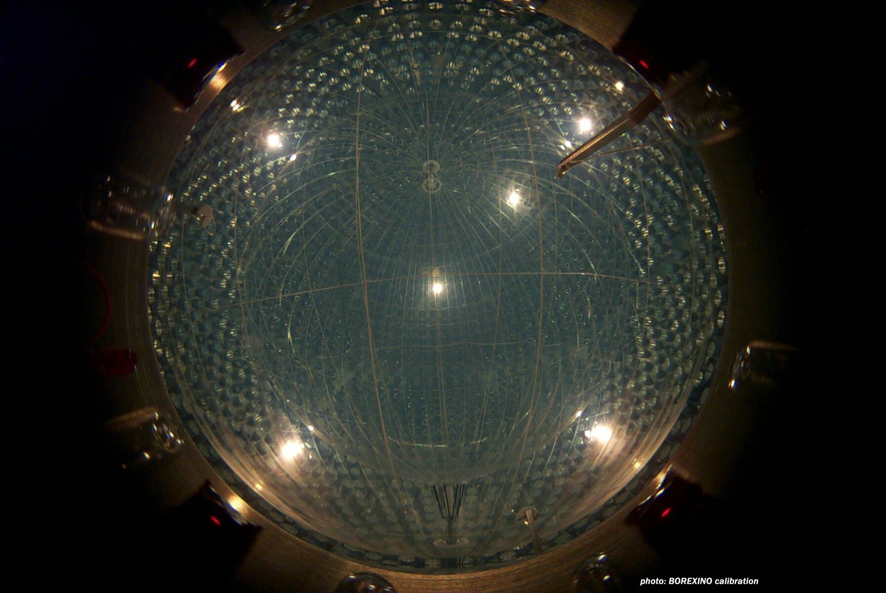Neutrinos prove that the sun is making a second type of fusion in its core