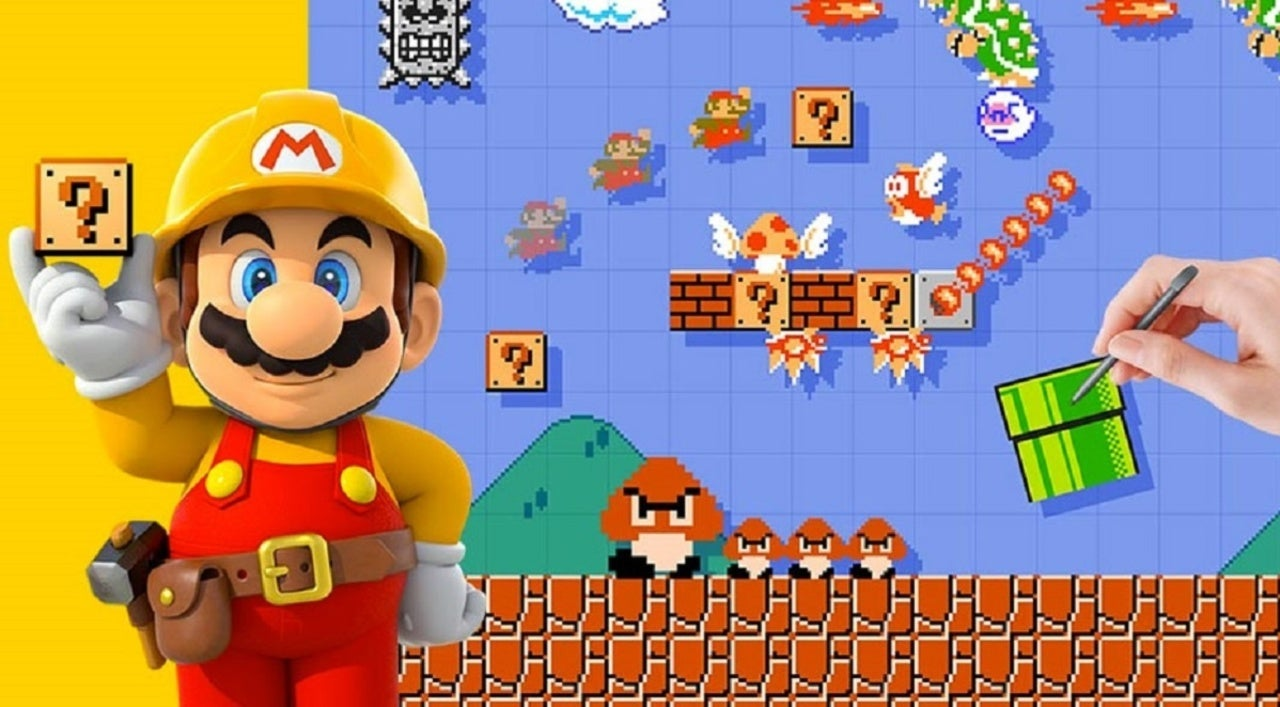 Nintendo is removing Super Mario Maker from eShop, ending most online support