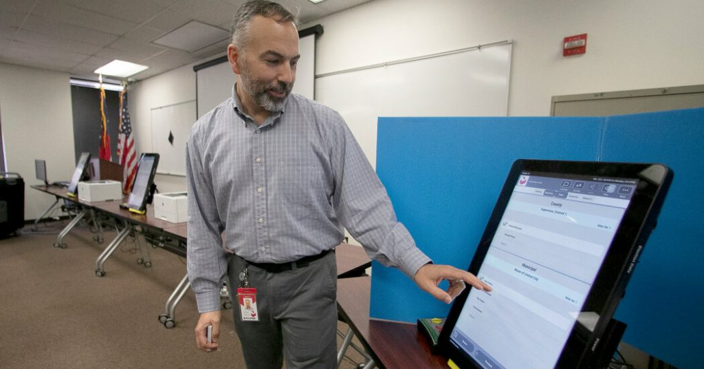 No, Dominion's voting machines did not cause widespread voting problems.