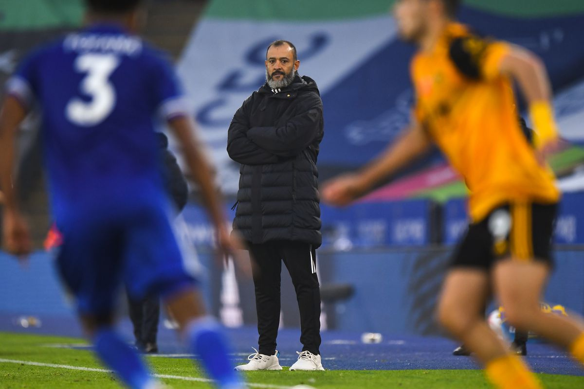 Nuno's convinced goals will flow to the wolves