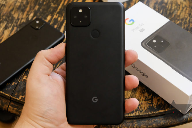 Pixel 4a 5G is now available for purchase