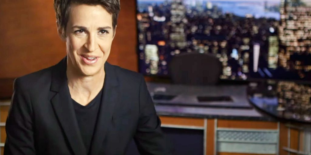 Rachel Maddow returns romantically after partner's battle with COVID: 'Don't get this thing'