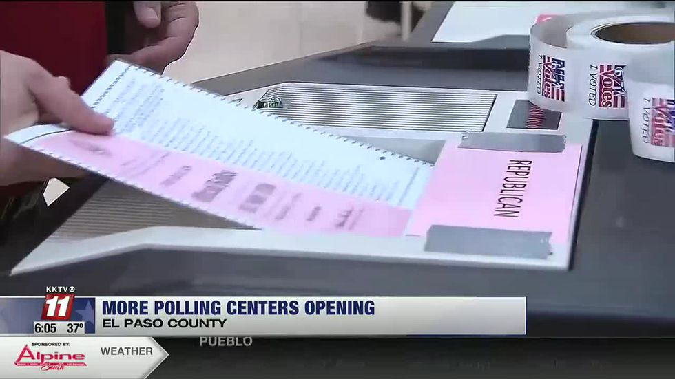 Register to vote, replace ballot, change address