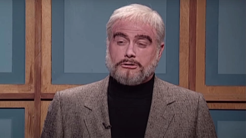 """""""SNL"""" Daryl Hammond honors Sean Connery with an impression clip - Deadline"""