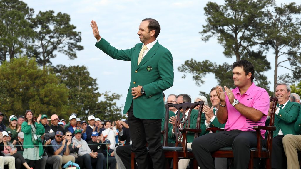 Sergio Garcia WDs from Masters after positive COVID test