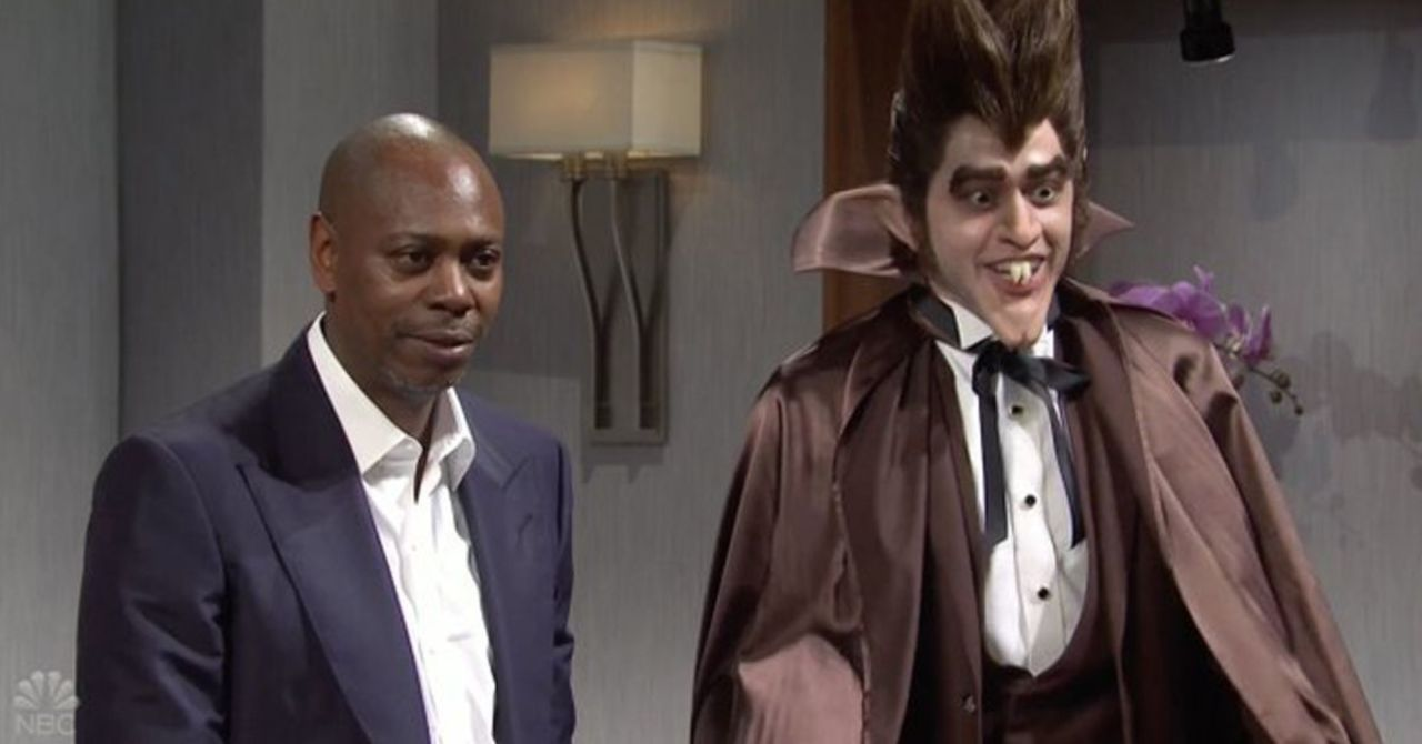 Shooting of Aunt Jemima, Uncle Ben and Count Chocolat in Dave Chapelle Skit