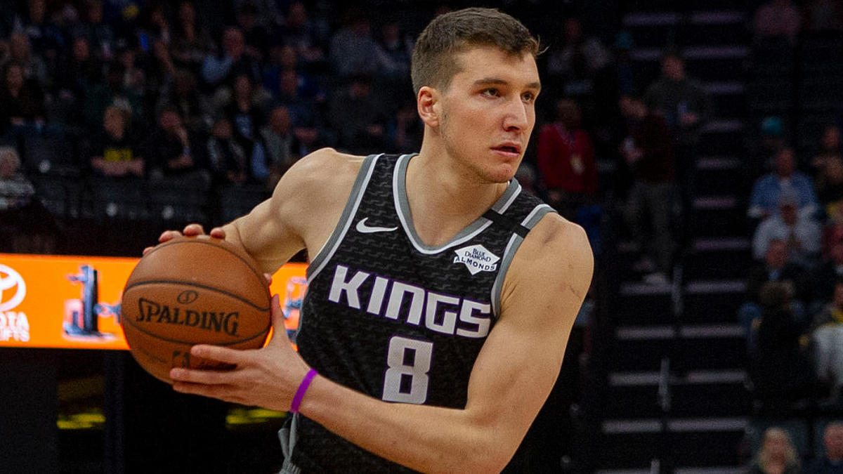 The Bucks appealed to Bogdanovi in signing and trading, sending Devensenzo, Ilyasova, and Wilson to Kings, for every report.