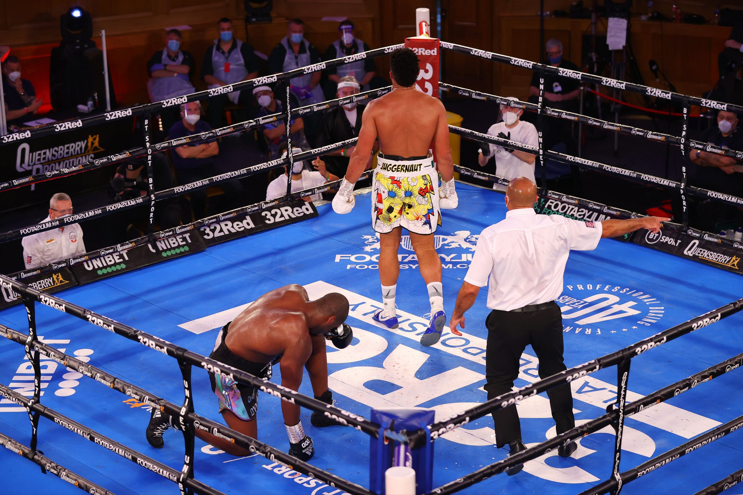 The result of the Daniel Dubois and Joe Joyce match broadcast live!  Latest news: Dubois in hospital;  undercard, Usyk title fight reaction