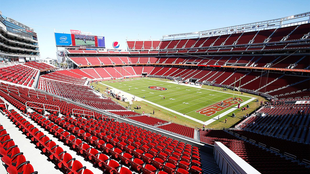 The sports contact ban leaves the San Francisco 49th team, and other Bay Area teams, in limbo