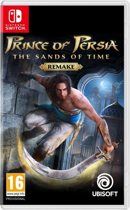 Prince of Persia: The Sands of Time Remake Switch Listings Nintendo Switch Prince of Persia remake Ubisoft Greek Greece