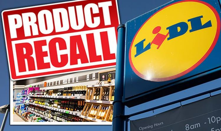 UK food recall warning: Lidl supermarket is issuing an urgent recall due to allergy concerns