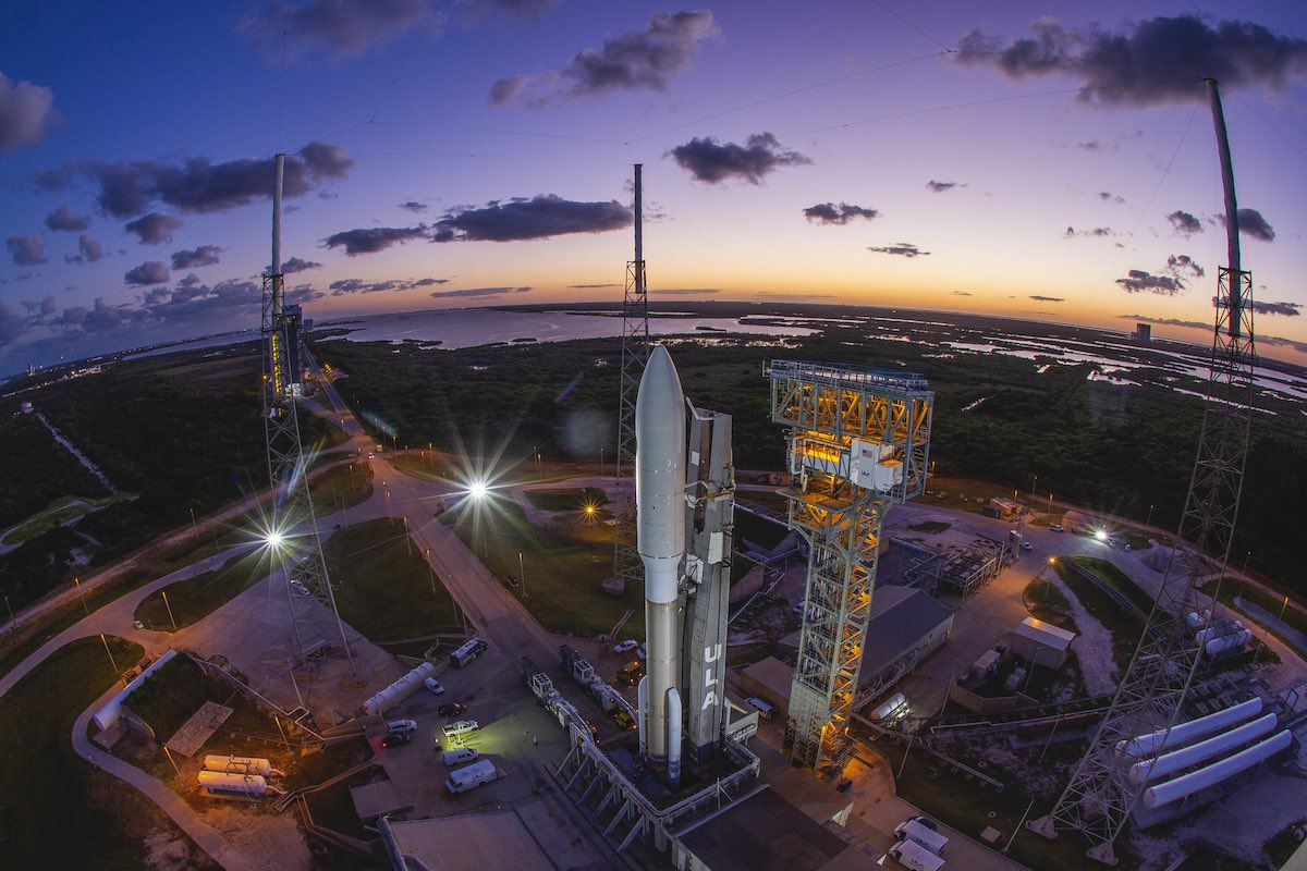 ULA cleans up the Atlas 5 launch as SpaceX prepares to repair a rocket for its GPS mission – Spaceflight Now