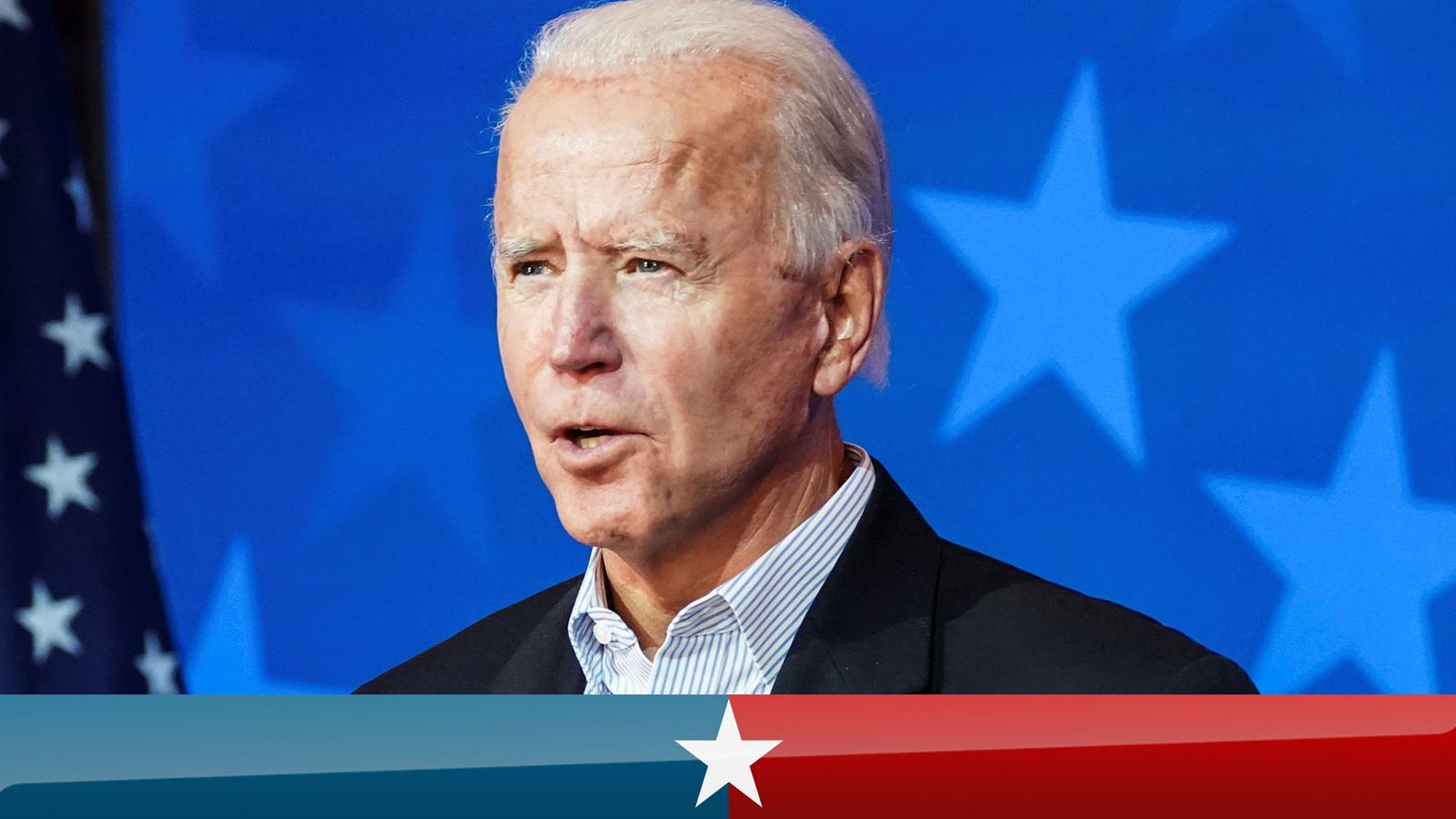 US elections 2020 live: Biden waits despite increasing progress in major states – as Trump renews commitment to legal action |  US News