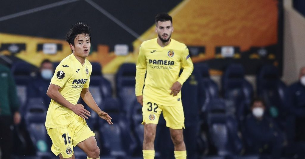 Video: Takefusa Kubo produces help in the victory over Maccabi Tel Aviv