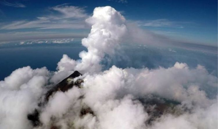 Volcano Eruption Warning: Drones are now able to watch out for potential warning signs Science | News