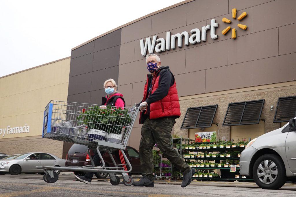 Walmart (WMT) Q3 2021 earnings