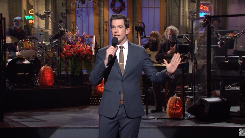 """Why John Mulaney referred to Marblehead in his """"SNL"""" monologue"""