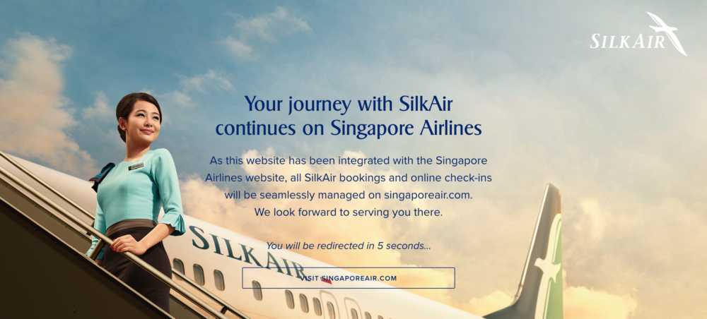 Singapore Airlines Selcare