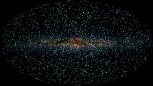 Measurement of the acceleration of the solar system