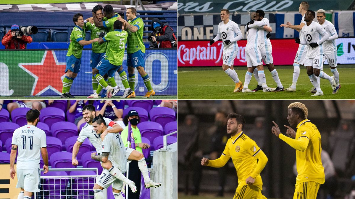The MLS Conference Finals have two favorites, but no underdog team
