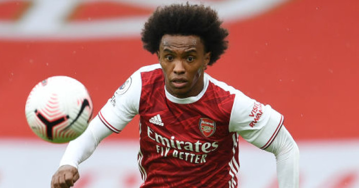Mourinho knows exactly why Arsenal beat Spurs for Willian's deal