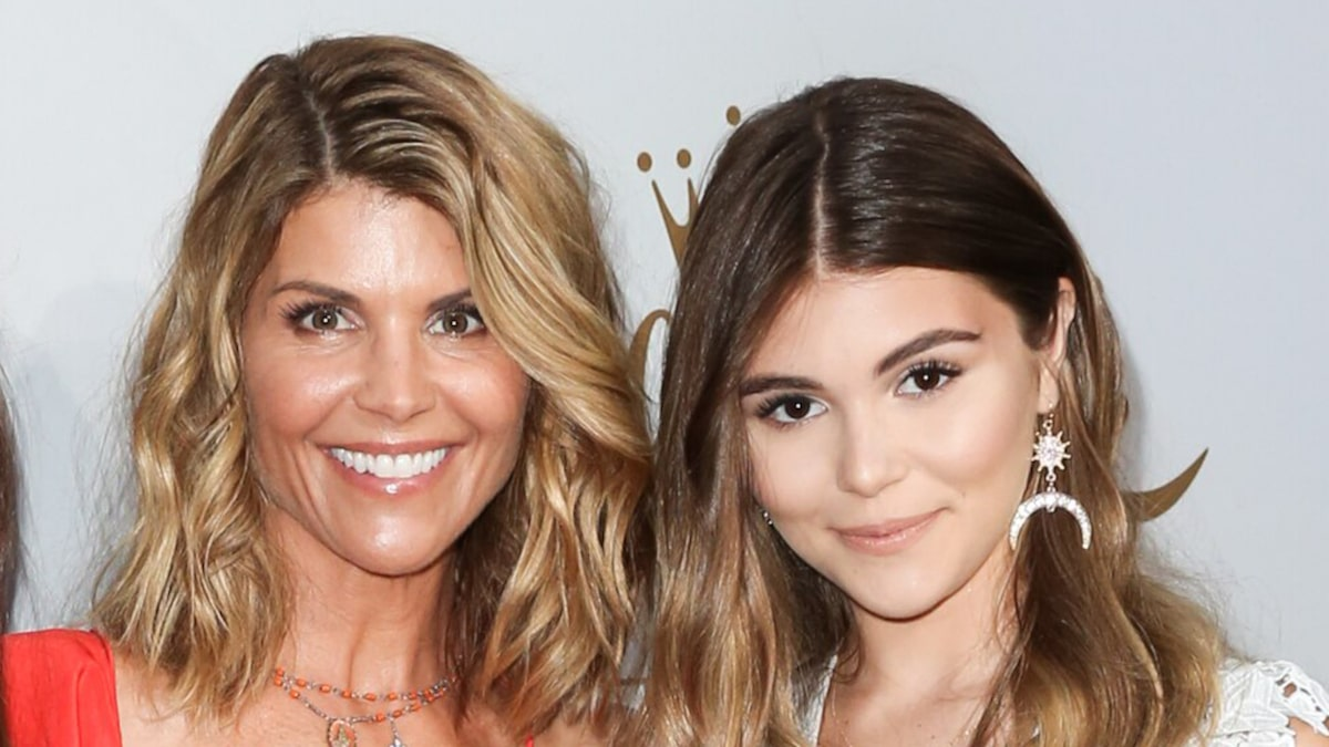 Lori Loughlin's daughter, Olivia Gide, talks about a college cheating scandal