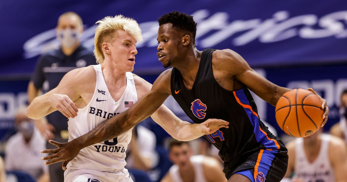 Slow Start wipes BYU at a 74-70 loss to Boise State