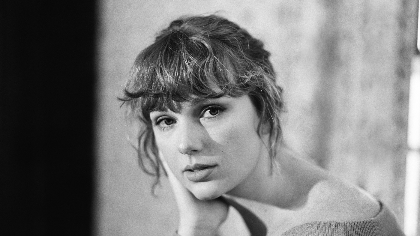 "Stream Taylor Swift's New Album, ""Evermore"": NPR"