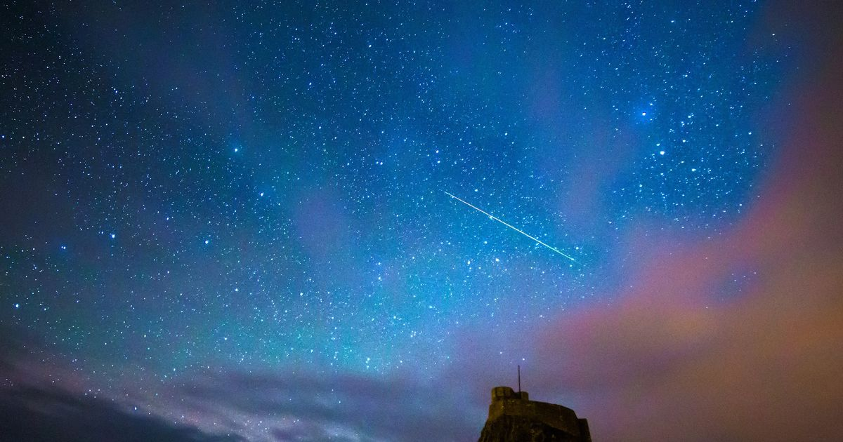 Geminids Meteor Shower 2020: A Northern Ireland expert explains how to best see the show this weekend