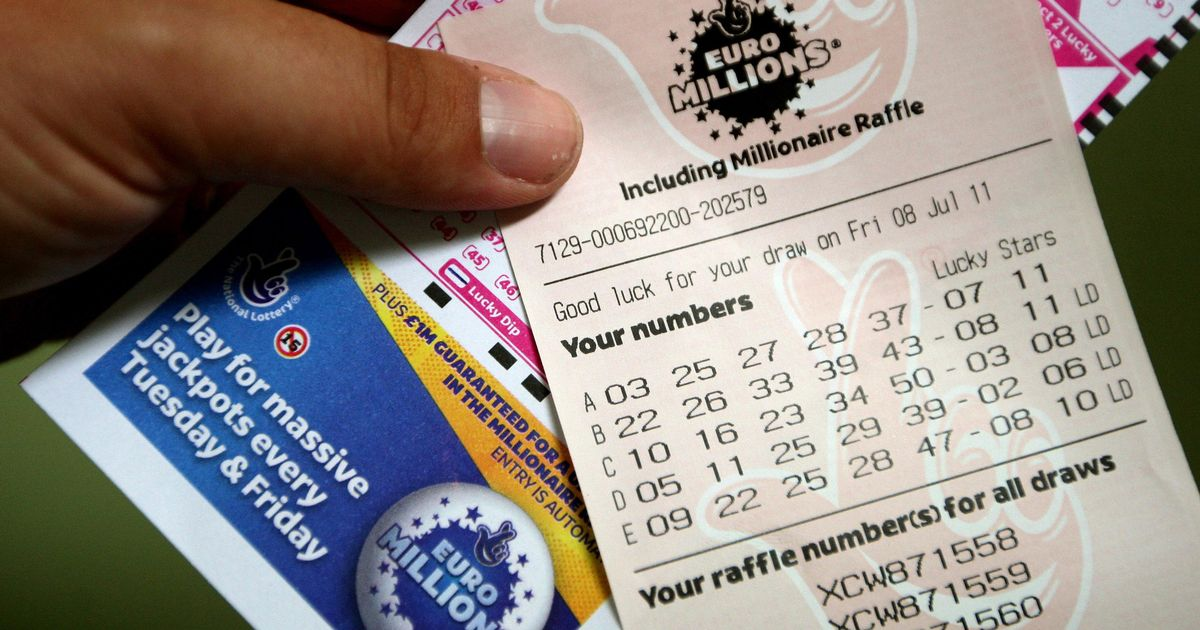 EuroMillions record £ 175 million ever record winning Super Grand Prix with one ticket