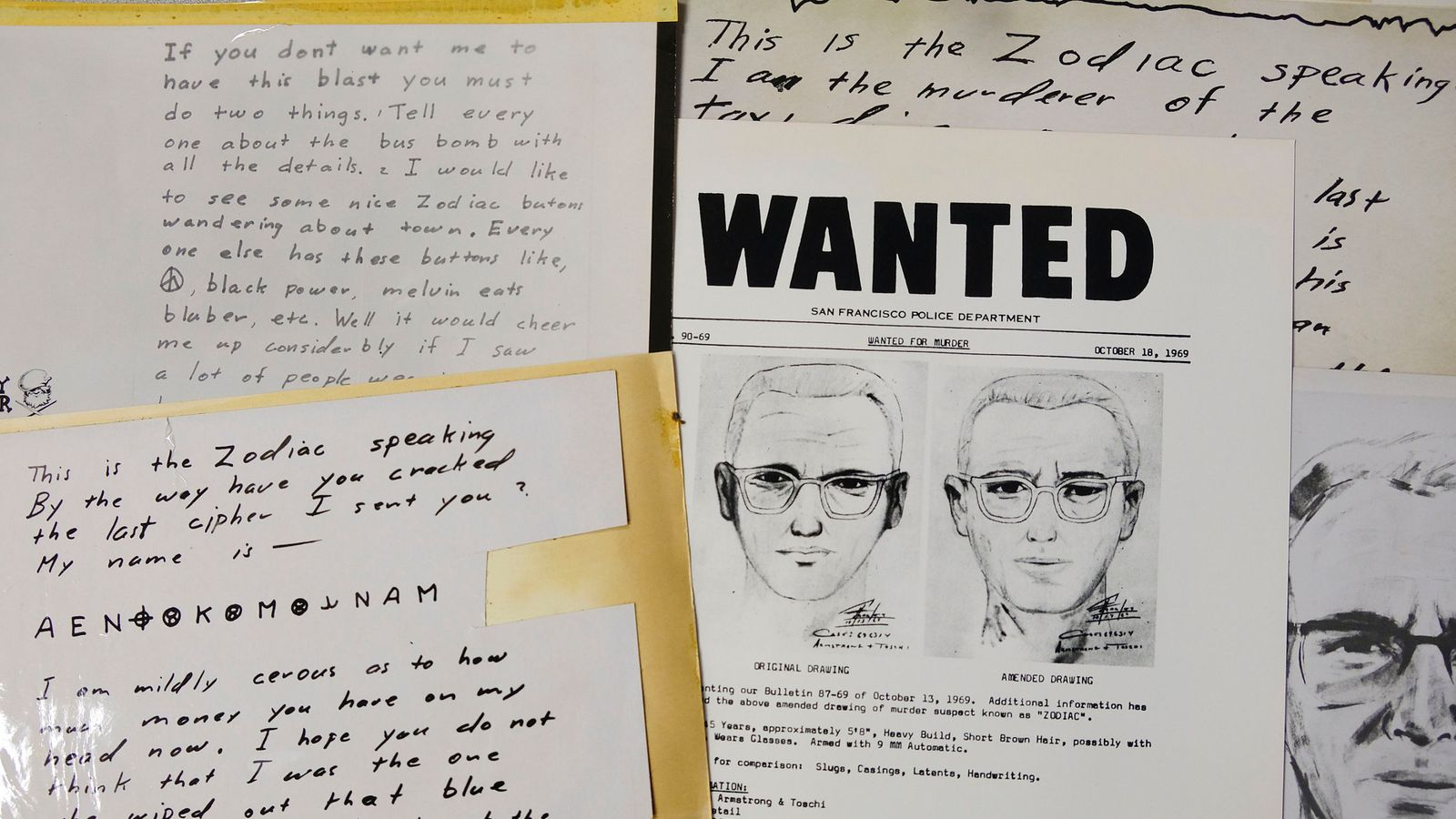 Infamous Zodiac Killer 'Cracked' Message 'Cracked' After More Than 50 Years |  US News