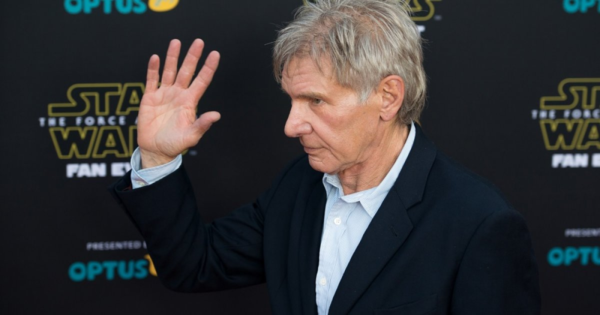 Indy's last crusade?  Harrison Ford reprising his iconic role    Showbiz